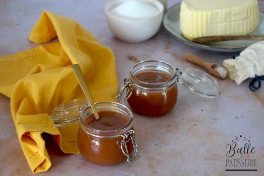 Comment faire son caramel au beurre salé maison ?