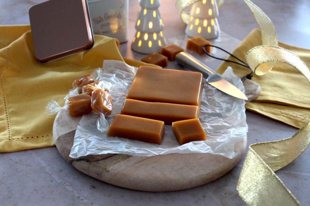 Cadeau maison : Caramels mous à la Passion