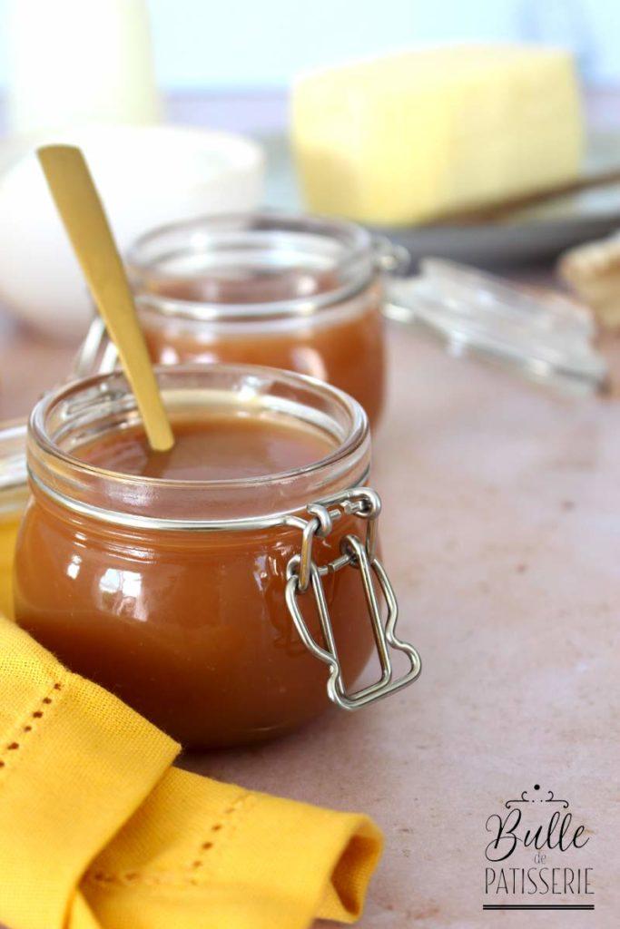 Réussir son caramel au beurre salé