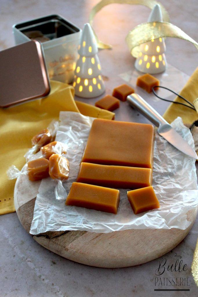 Recette de Noël : Caramels à la Passion
