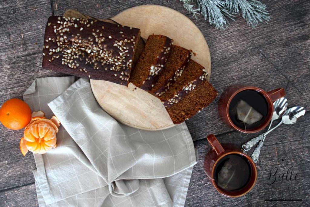 Recette de Noël : pain d'épices sans œufs