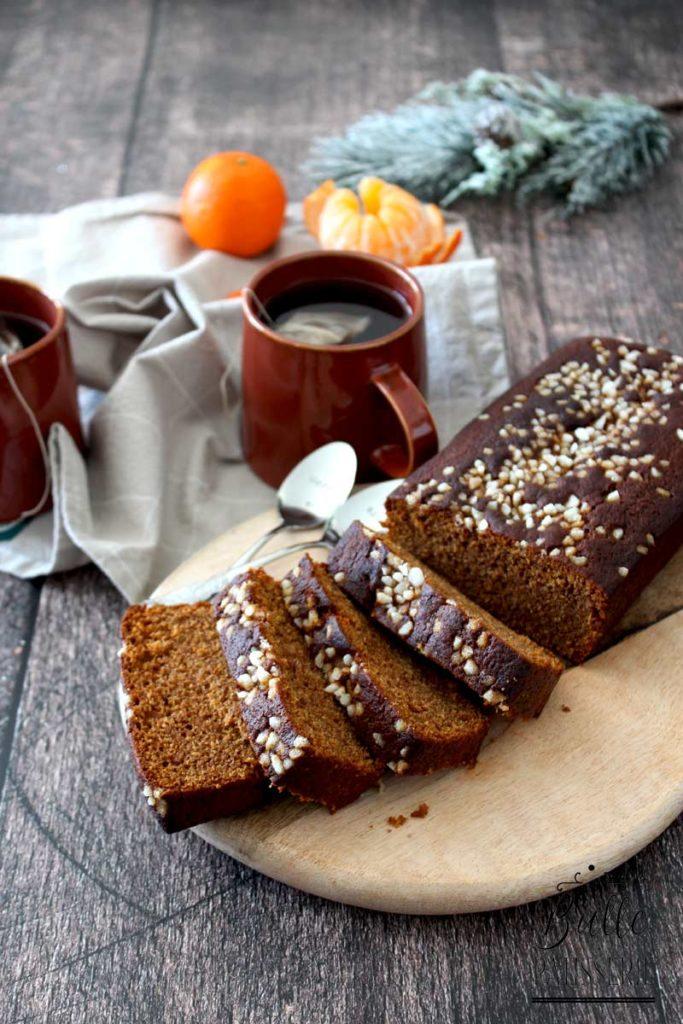 Pâtisserie de Noël : le traditionnel pain d'épices