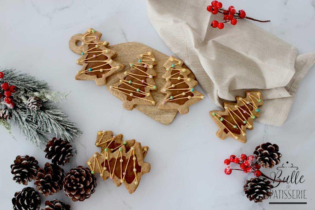 Recette de biscuits faciles : sablés chocolat-praliné