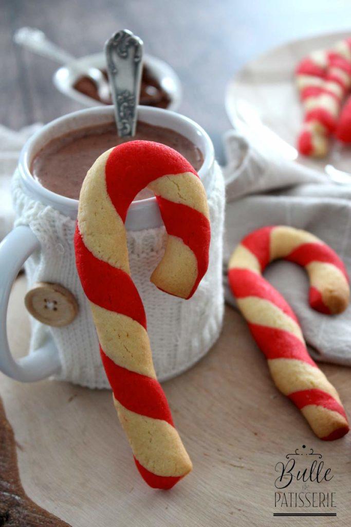 Recette de sablés de Noël : biscuits sucre d'orge