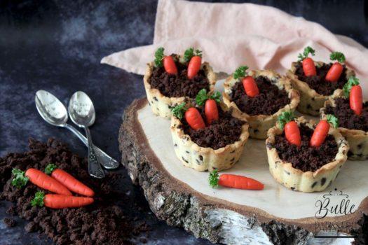 Recette de Pâques : Carrot Cookies Cup