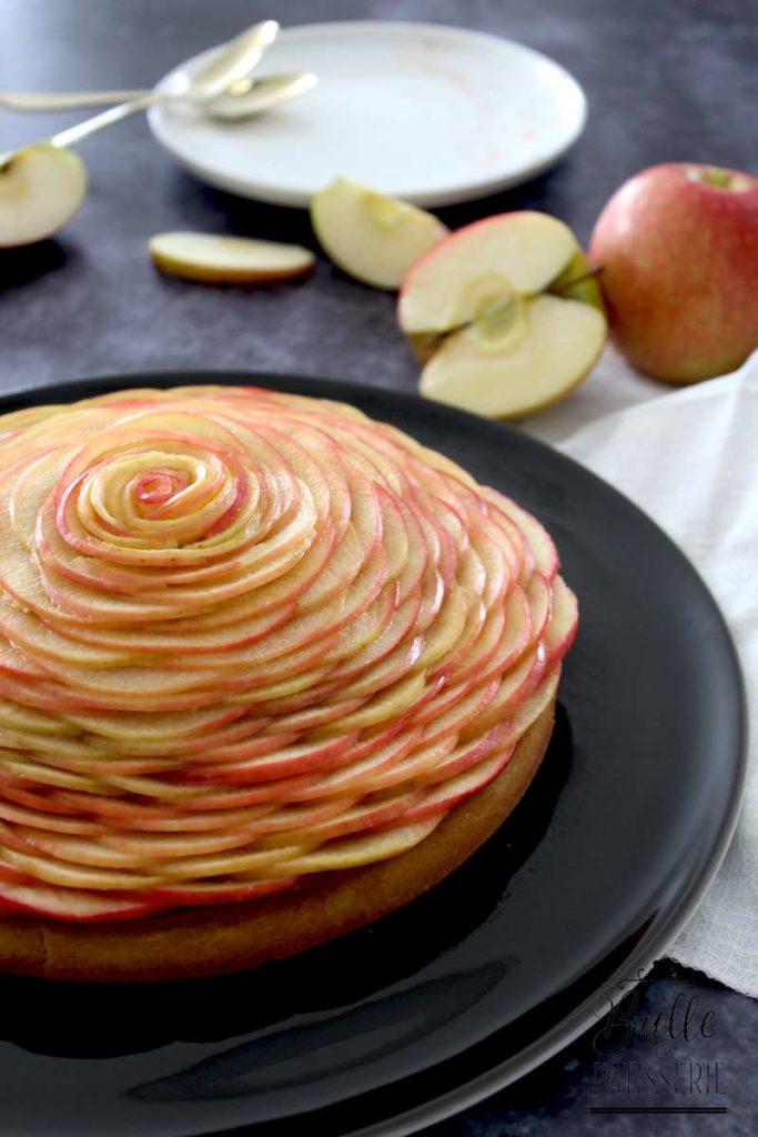 Tarte aux Pommes revisitée façon Cédric Grolet