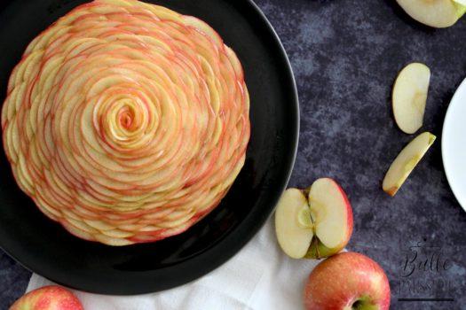 Recette de Chef : la tarte aux pommes façon Cédric Grolet