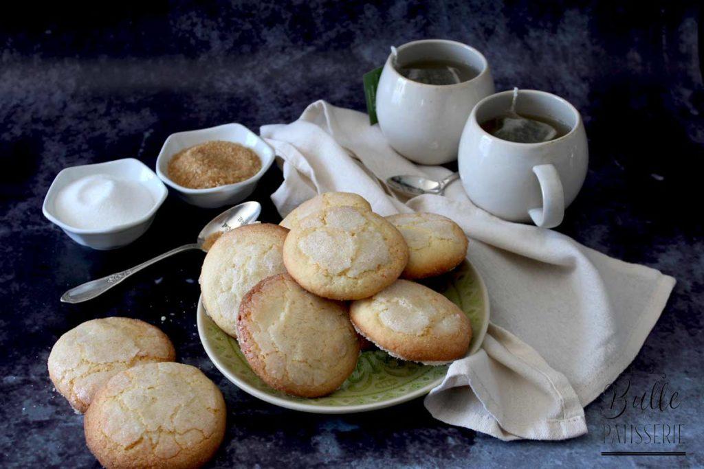 Pâtisserie maison : biscuits sucre-citron