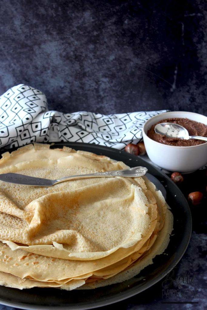 Recette gourmande : crêpes sans lactose ni gluten